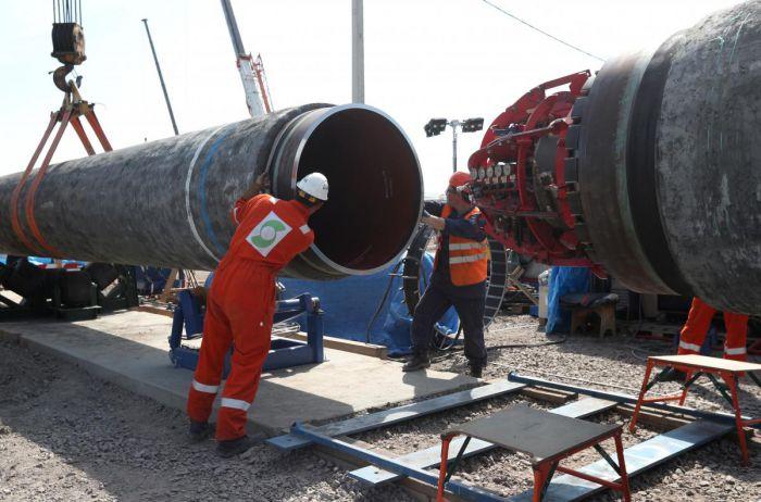 США могут остановить строительство газопровода «Северный поток-2»