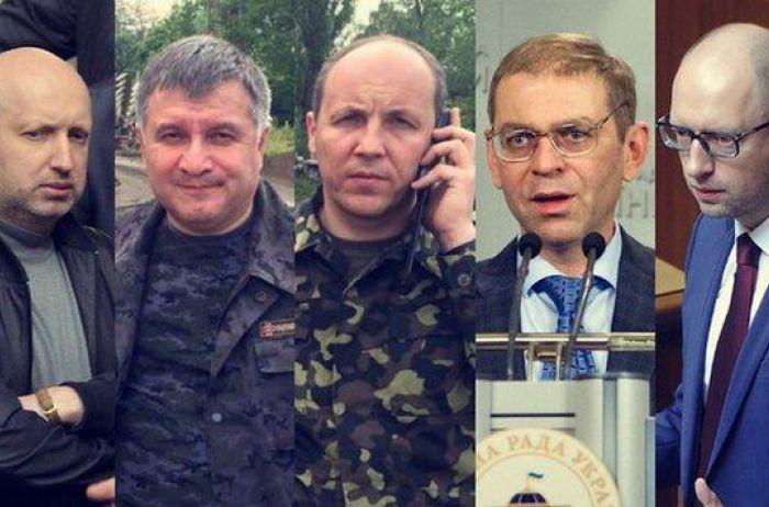 В Кремле требуют от Зеленского «посадок» и список приготовили