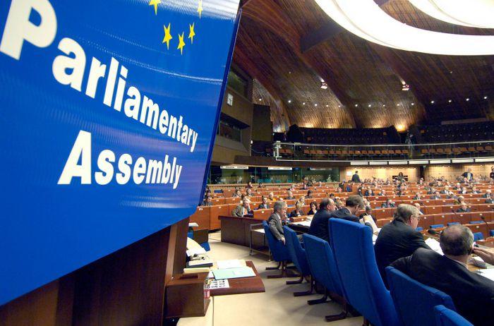 Украина может лишиться права доступа в зал ПАСЕ
