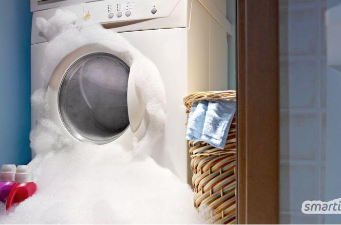 """Признаки того, что ваша стиральная машинка вот-вот """"умрёт"""""""