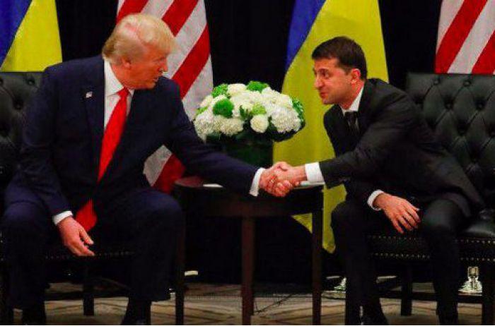Скандал вокруг стенограммы Зеленского и Трампа: в чем выигрыш Украины