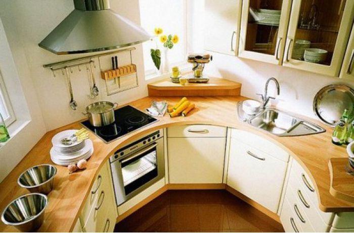 Как навсегда убарть из кухни неприяный запах: добрые советы