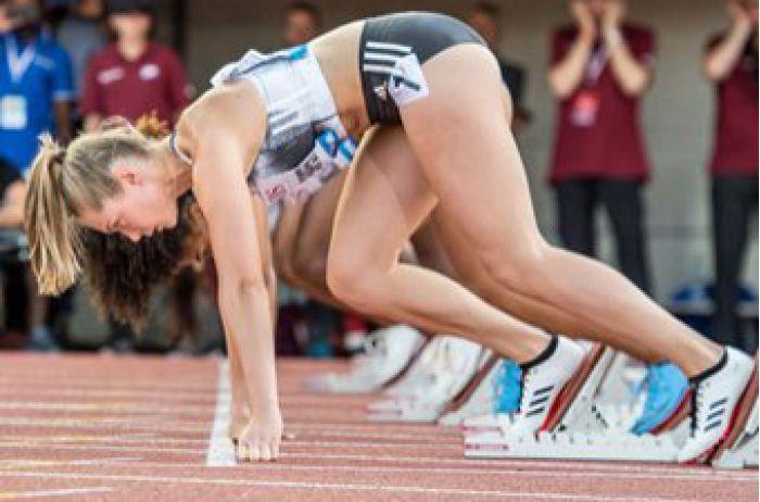 Обнаженные ФОТО легкоатлеток спровоцировали скандал на чемпионате