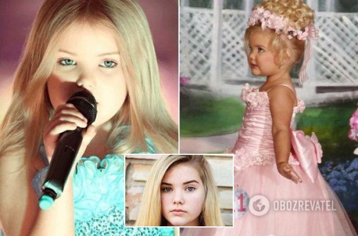 Так изменилась с годами самая красивая девочка США. ФОТО
