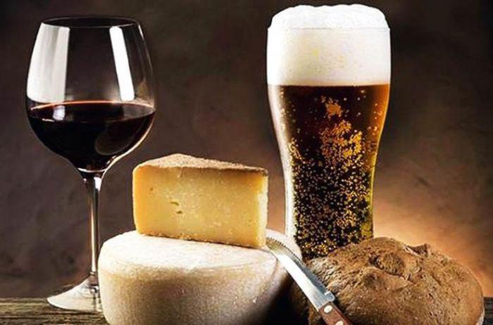 Ученые выяснили, что полезнее: вино или пиво