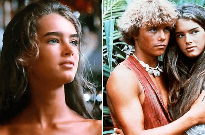 Так спустя 40 лет выглядит юная красотка из «Голубой лагуны»