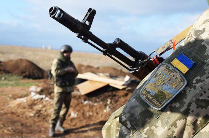Боевики более 15 раз открывали огонь по защитникам Украины
