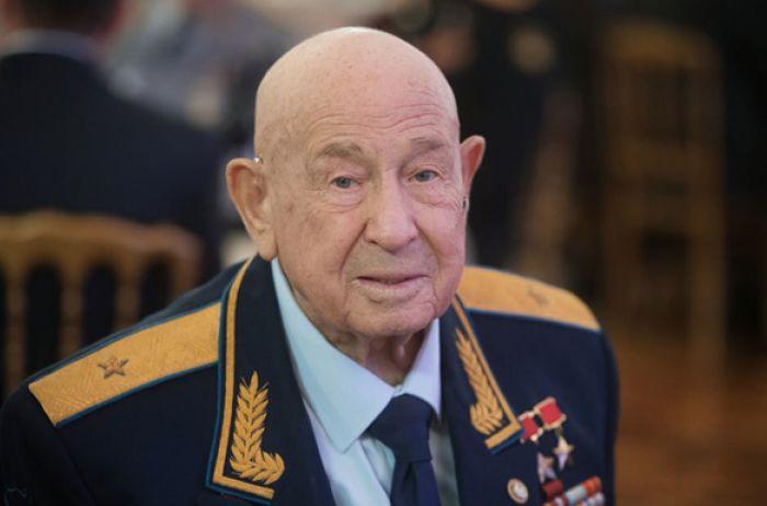 Ушел из жизни известный космонавт Алексей Леонов
