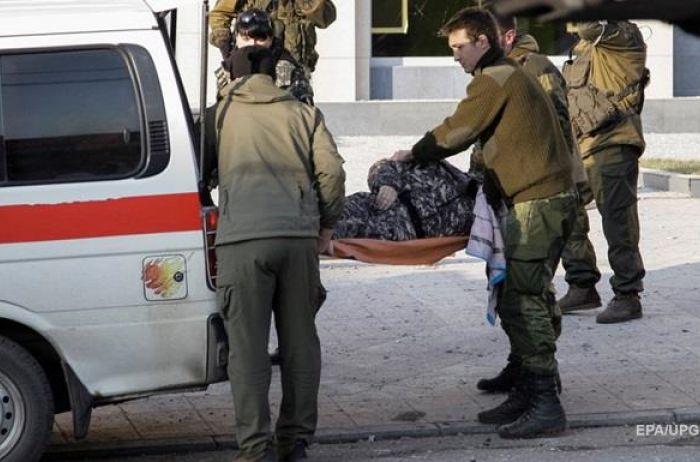 В Днепровской больнице умер раненый на Донбассе защитник Украины