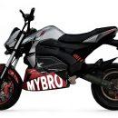 Новое поколение мотоциклов MYBRO