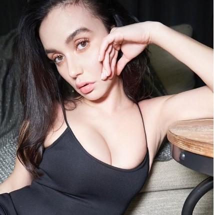 Серябкину считают одной из самых сексуальных женщин, она подтвердила это новой фоткой