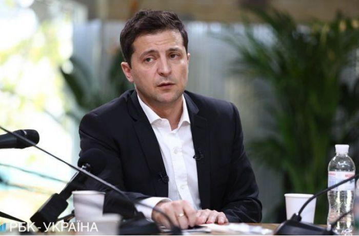 Президент Зеленский ответил на обвинение, которое оказалось неправдой