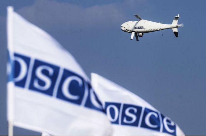Миссия ОБСЕ сообщила о фиксируемых выстрелах возле Петровского