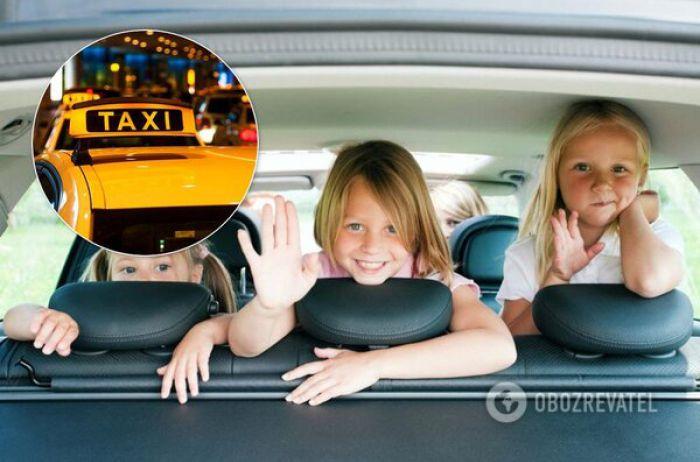 Штрафы за перевозку детей без автокресла: новые нюансы