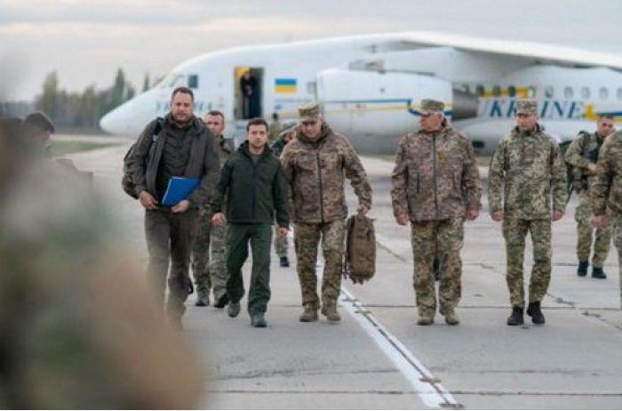 Отказали двигатели: с самолетом Зеленского случилось серьезное ЧП