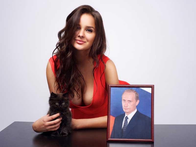 """Сменил Алину на Алису: возле Путина заметили новую """"девушку"""". ФОТО"""
