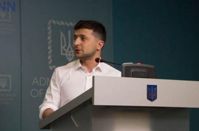 Глава ЕК пообещала Зеленскому сотрудничество по макрофинансовой помощи Украине