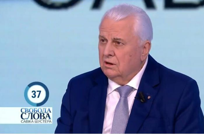 """""""Вы мешаете Украине!"""" Кравчук """"разнес Порошенко, Вакарчуку и Тимошенко"""