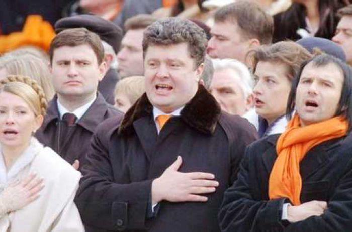 """""""Ненависть"""": Кравчук устроил скандал Порошенко, Тимошенко и Вакарчуку"""