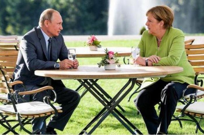 Меркель сильно поругалась с Путиным: ссора только набирает обороты