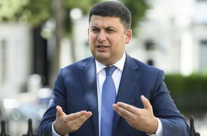"""Гройсман пошел против Порошенко и рассказал Зеленскому про """"дешевых политиканов"""""""