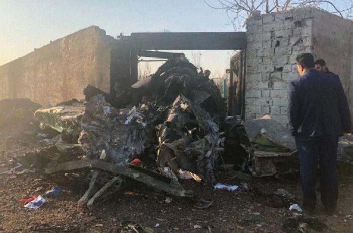 МАК вызвался помочь в расследовании катастрофы Боинга в Иране