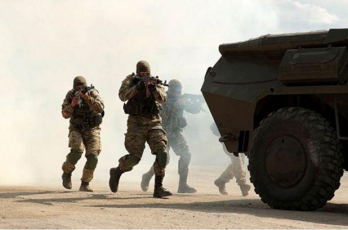 Районы Песков и Красногоровки подверглись обстрелам боевиков «ДНР»