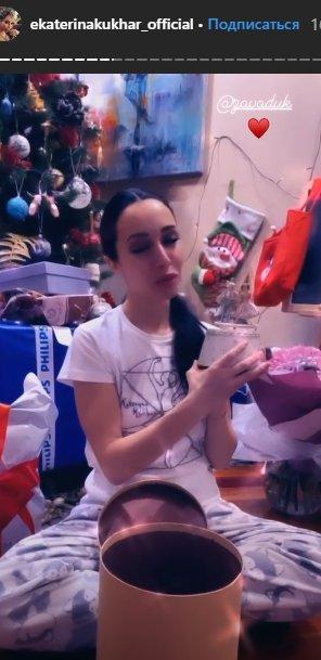 Очень нежная и домашняя: все увидели Екатерину Кухар в одной пижамке. ФОТО