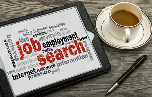 Поиск работы на сайте