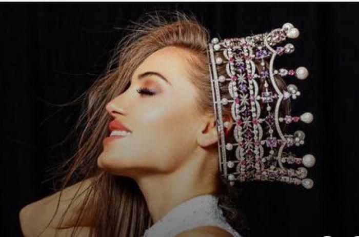 """Мисс Украина показала """"силу"""" своего глубокого декольте: ФОТО, которое сражает наповал"""