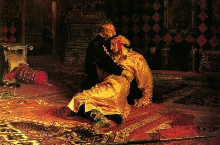 Вот как на самом деле погиб сын Ивана Грозного