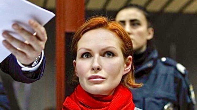 Суд определил судьбу подозреваемой в убийстве Шеремета Юлии Кузьменко