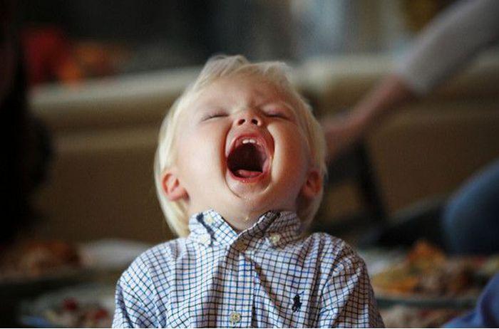 Мать не смогла сдержать смех, увидев, что ее двухлетний сын делал на окне