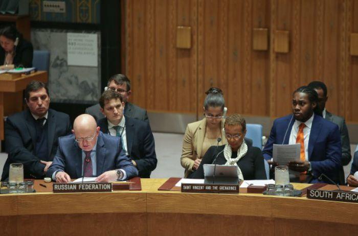РФ требует от Совбеза ООН провести проверку выполнения Украиной минских соглашений