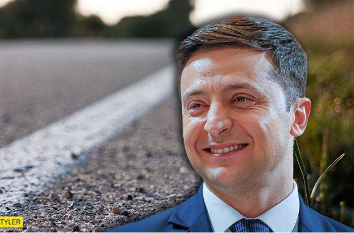 Зеленский обещает отказаться от ямочного ремонта дорог: детали