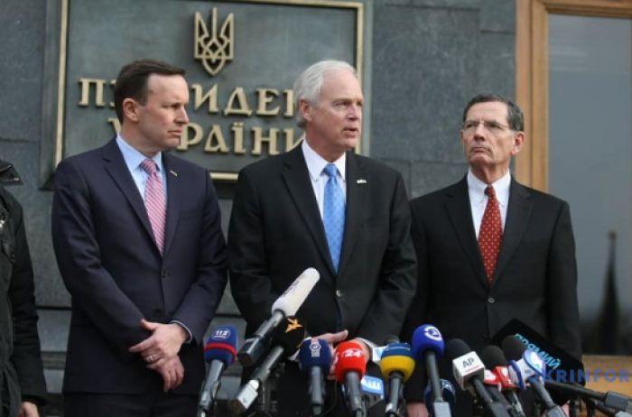 Сенаторы США приняли важное решение после встречи с Зеленским. ЗАЯВЛЕНИЕ