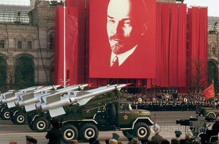 """СССР признано """"незаконным государством"""""""