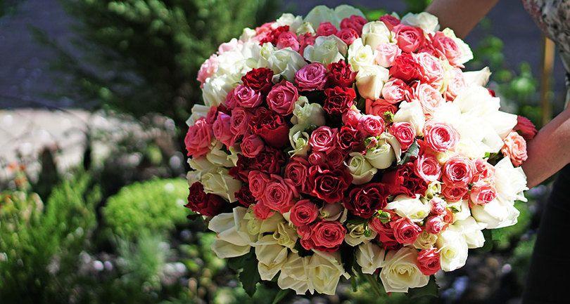 Доставка цветов в Кривом Роге оперативно и недорого