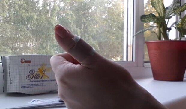 Медики подсказали, как при порезе быстро остановить кровь