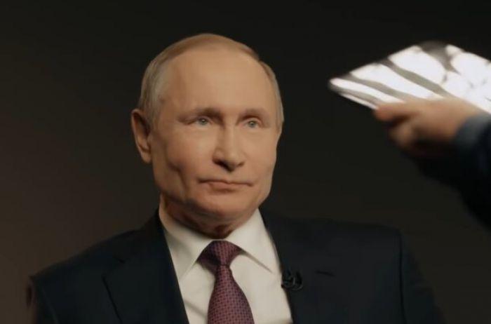 Путин открыл правду о своих двойниках