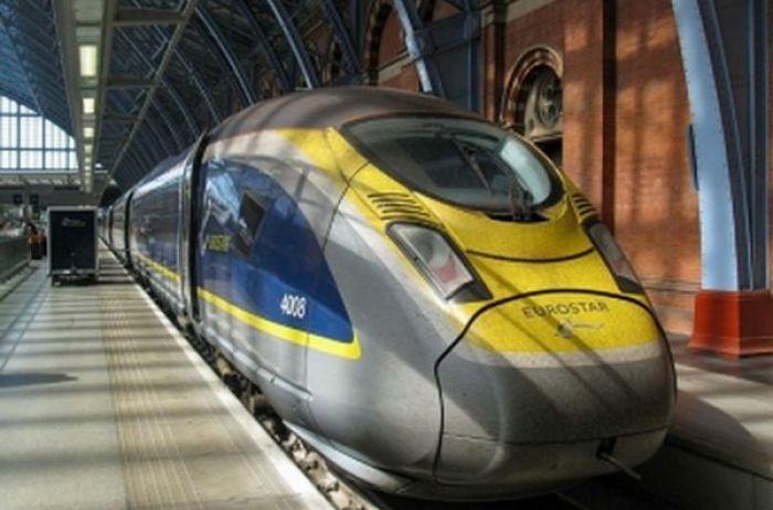 Чем украинку шокировали поезда во Франции