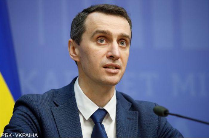 Украинским больницам пообещали 10 млн масок и около 100 тыс. экспресс-тестов