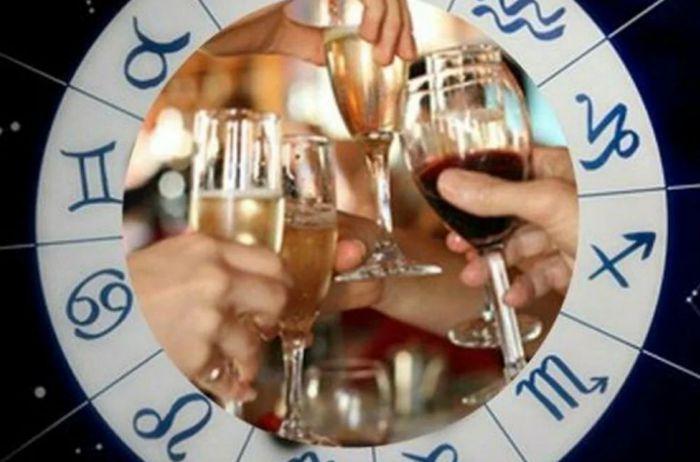 Три знака Зодиака, которым категорически запрещено пить