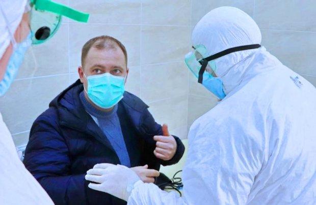 В Украине – 367 больных: правительственное издание случайно слило правду