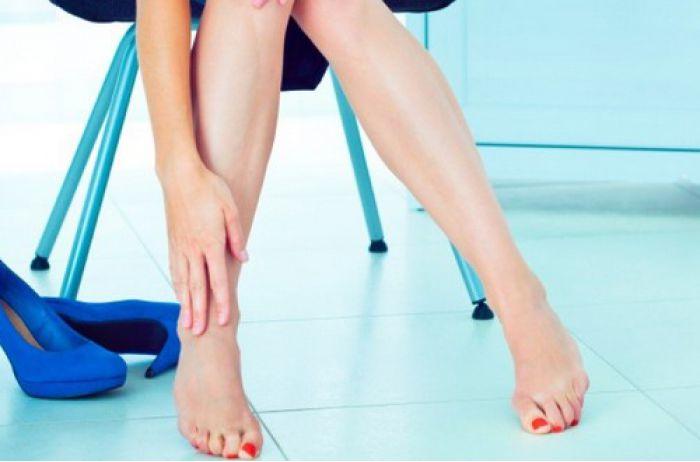 Усталость ног снимет как рукой:  четыре простых рецепта