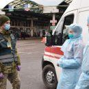 Три украинца попытались сбежать за границу от самоизоляции