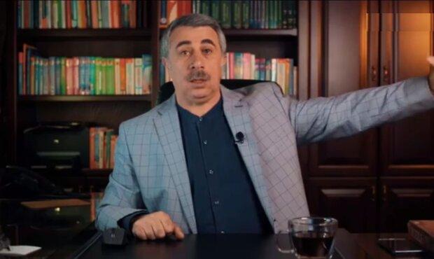 Комаровский назвал крепкий напиток, помогающий во время эпидемии