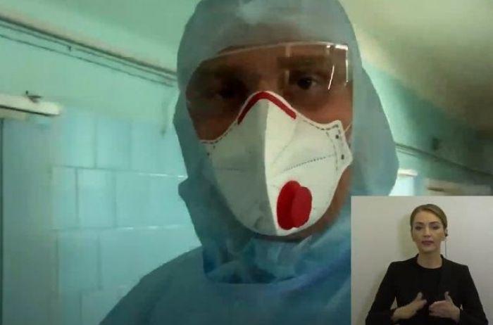 Кличко показал ВИДЕО из больницы, принимающей заболевших коронавирусом