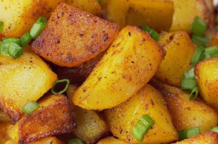 С чем нельзя есть жареную картошку - что говорят врачи