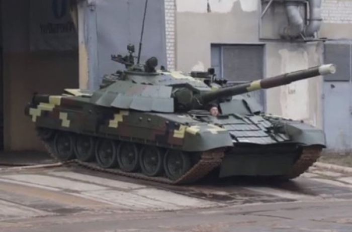 Суперсовременный танк для ВСУ: испытания прошли под водой. ВИДЕО